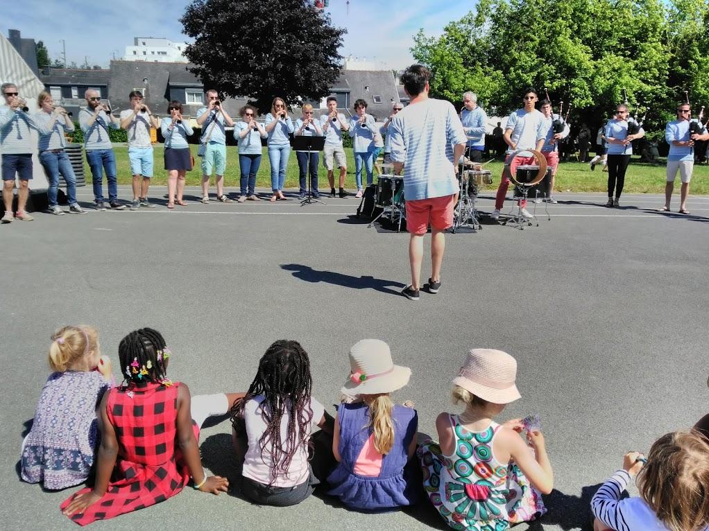 Ecole Bilingues Breton à Vannes Ecoles Publiques Française