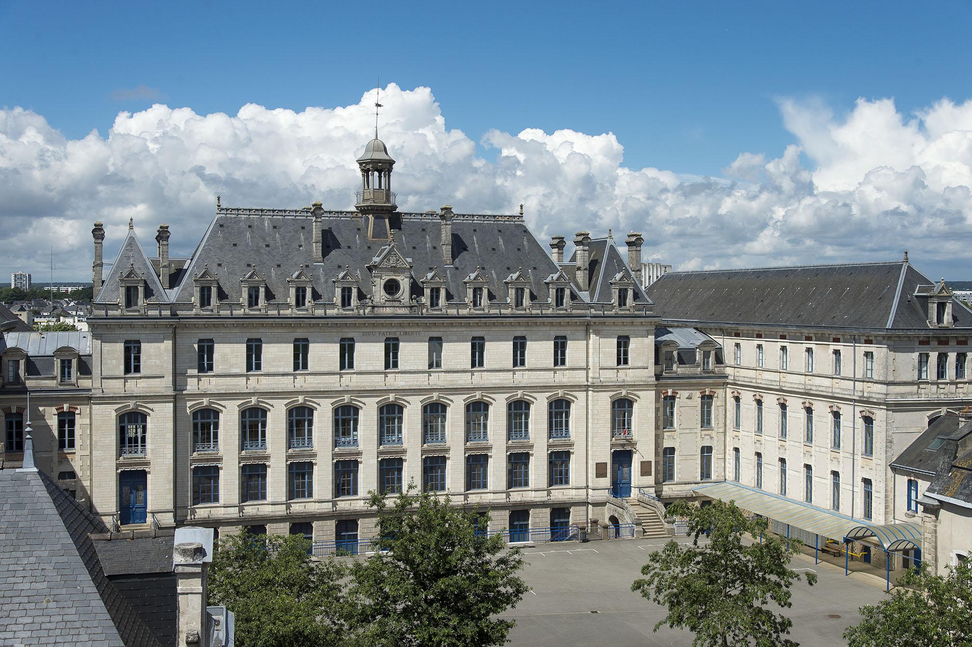 Enseignement bilingues Collège Public Jules Simon Mairie de vannes