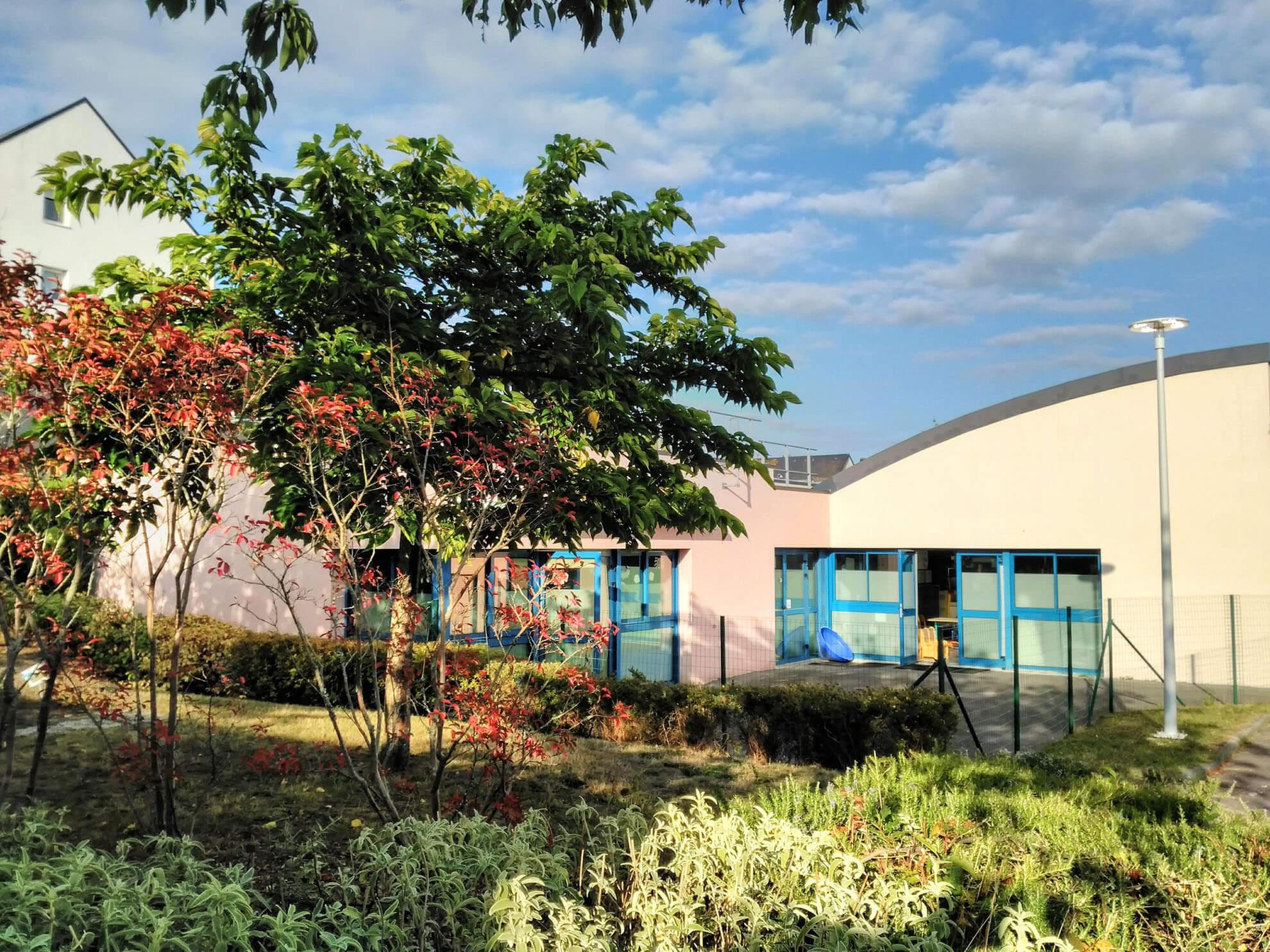 Enseignement bilingues du breton Ecole de Cliscouët